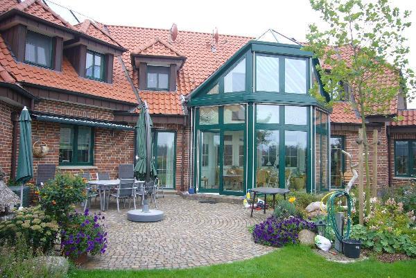 Referenz   Zabel GmbH   Wintergarten   Greffen