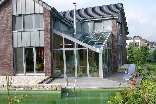 Referenz   Zabel GmbH   Wintergarten   Nottuln