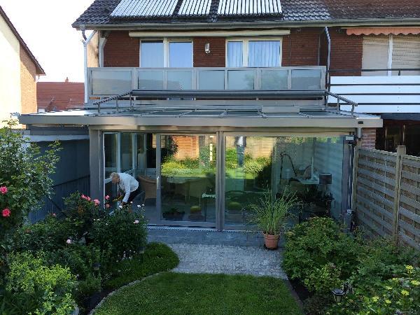 Referenz   Zabel GmbH   Wintergarten   Rheda