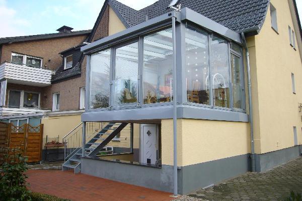 Referenz   Zabel GmbH   Wintergarten   Gütersloh