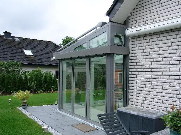 Referenz   Zabel GmbH   Wintergarten   Steinhagen