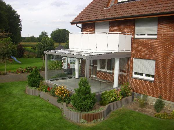 Referenz   Zabel GmbH   Sommergarten   Verl